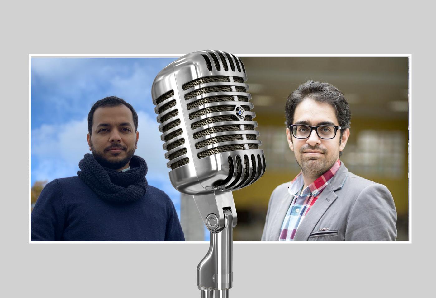 پادکست رشدینو - علی نادعلیزاده به میزبانی امیرحسین ثقه الاسلامی