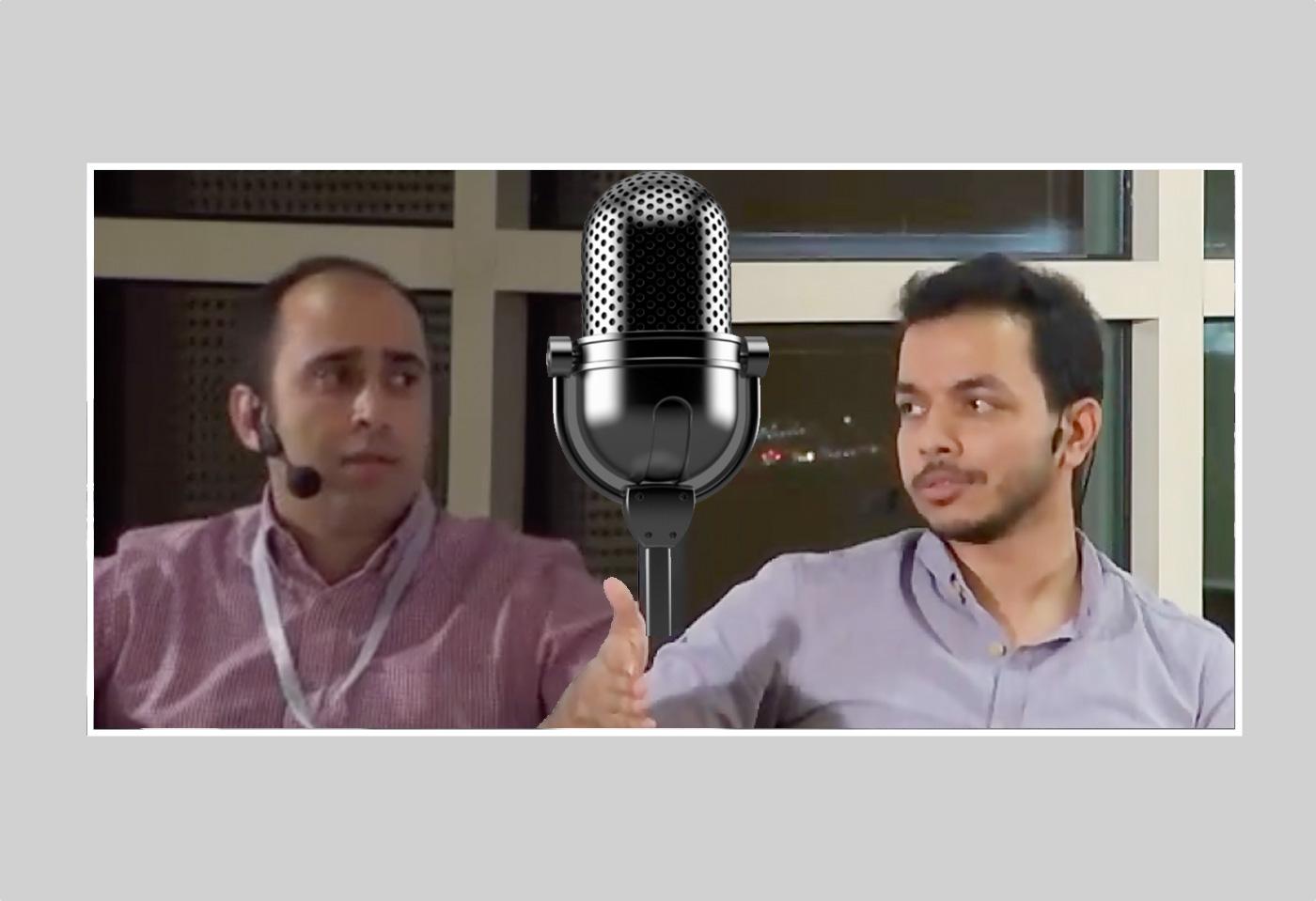 استارتاپ گرایند تهران - علی نادعلیزاده - امیرحسین مددی